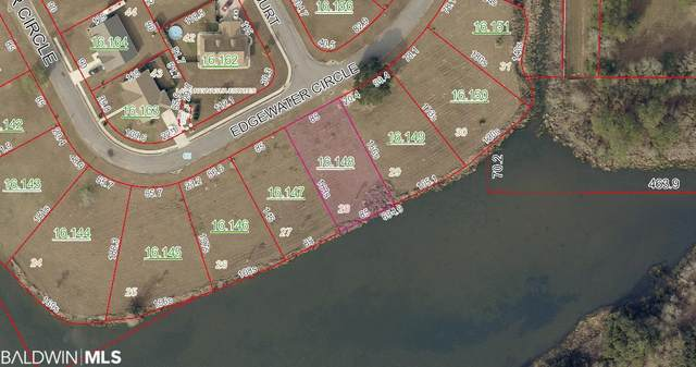 Lot 28 Edgewater Circle, Loxley, AL 36551 (MLS #308508) :: Sold Sisters - Alabama Gulf Coast Properties