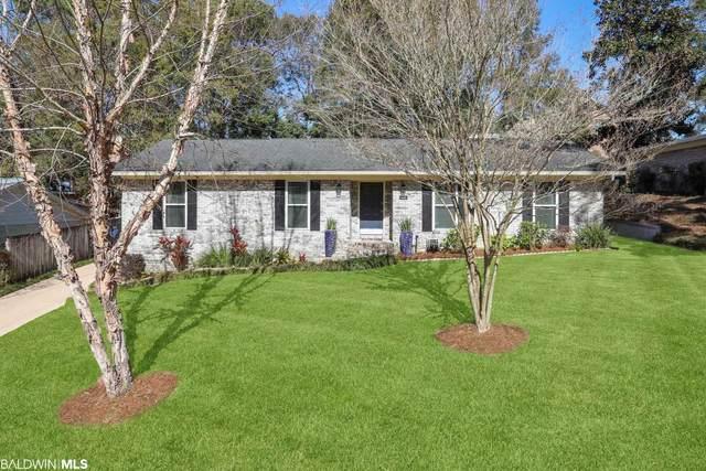 415 Frederick Av, Fairhope, AL 36532 (MLS #308515) :: EXIT Realty Gulf Shores
