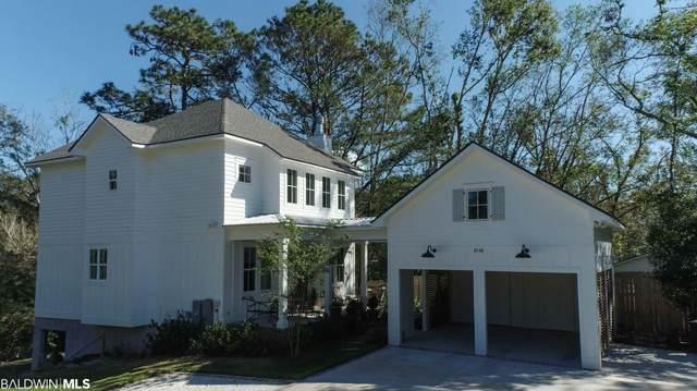 311C S School Street, Fairhope, AL 36532 (MLS #308521) :: EXIT Realty Gulf Shores