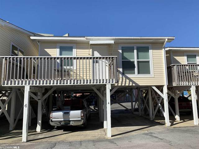1138 W Beach Blvd #4, Gulf Shores, AL 36542 (MLS #308546) :: JWRE Powered by JPAR Coast & County