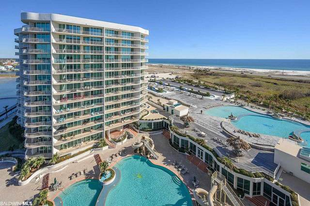 28105 Perdido Beach Blvd C1008, Orange Beach, AL 36561 (MLS #308559) :: The Kim and Brian Team at RE/MAX Paradise