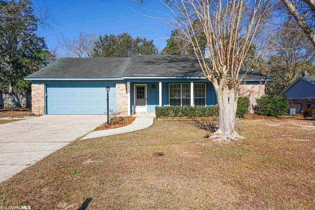 9400 Burnt Pine Court, Mobile, AL 36695 (MLS #308573) :: EXIT Realty Gulf Shores