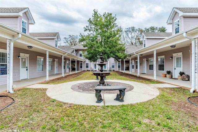 102 Courthouse Drive #2, Fairhope, AL 36532 (MLS #308588) :: EXIT Realty Gulf Shores
