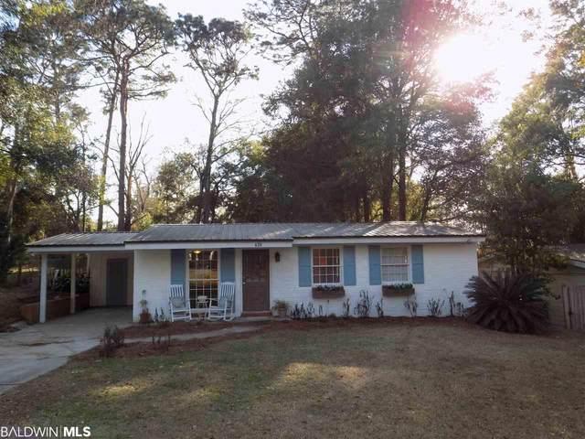 420 Barclay Avenue, Fairhope, AL 36532 (MLS #308603) :: Ashurst & Niemeyer Real Estate