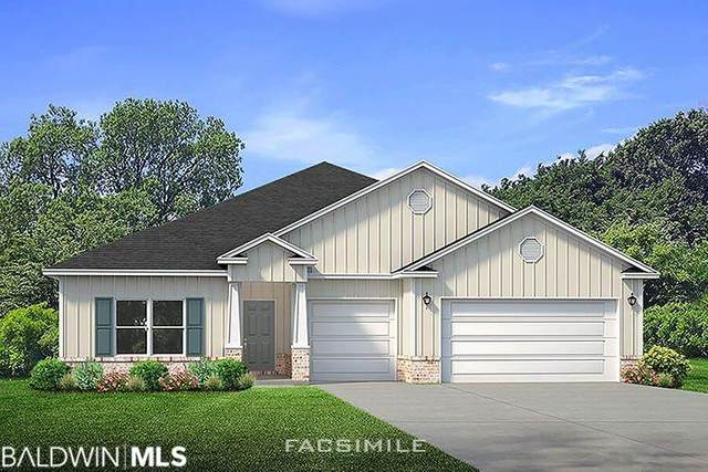 31191 Montalto Court Lot 76, Spanish Fort, AL 36527 (MLS #308609) :: EXIT Realty Gulf Shores