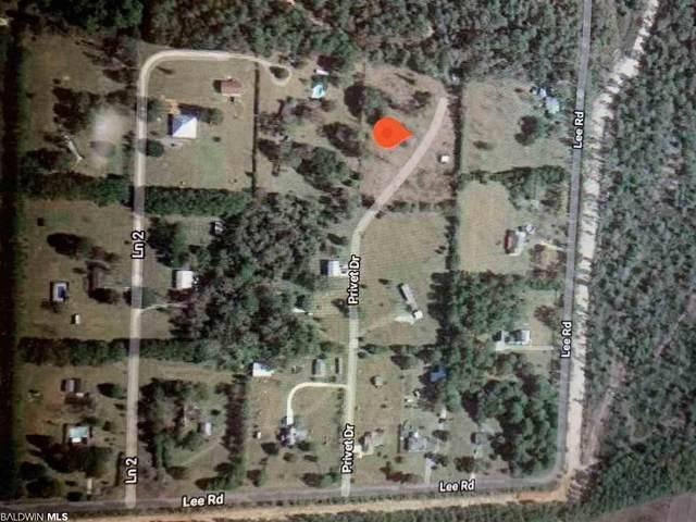 11632 Privet Dr, Spanish Fort, AL 36527 (MLS #308642) :: Coldwell Banker Coastal Realty