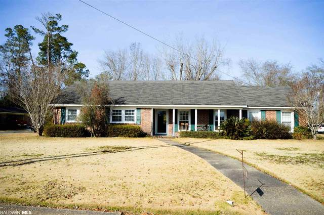 307 E Laurel St, Atmore, AL 36502 (MLS #308660) :: Gulf Coast Experts Real Estate Team