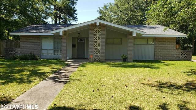 2958 S Richardson Drive, Mobile, AL 36606 (MLS #308675) :: Alabama Coastal Living