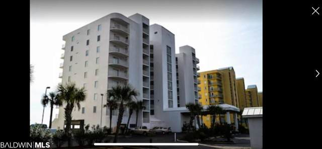 949 W Beach Blvd #2504, Gulf Shores, AL 36452 (MLS #308683) :: Ashurst & Niemeyer Real Estate