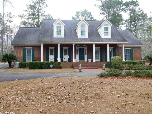 1024 Forest Hill Dr, Atmore, AL 36502 (MLS #308687) :: Ashurst & Niemeyer Real Estate