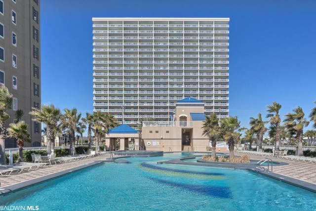 1010 W Beach Blvd #402, Gulf Shores, AL 36542 (MLS #308696) :: JWRE Powered by JPAR Coast & County