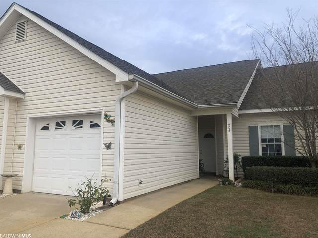 2651 S Juniper St #404, Foley, AL 36535 (MLS #308699) :: Dodson Real Estate Group