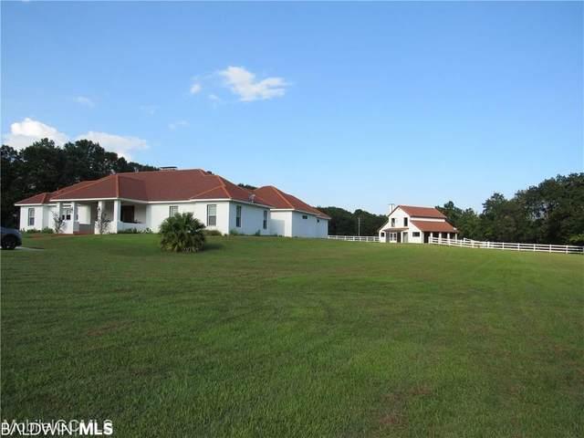 11960 County Road 95, Elberta, AL 36530 (MLS #308716) :: Elite Real Estate Solutions