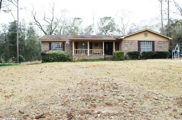 9870 Jeff Hamilton Road, Mobile, AL 36695 (MLS #308723) :: Elite Real Estate Solutions