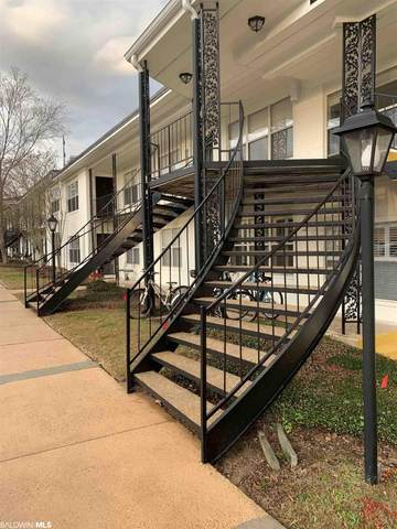 4009 Old Shell Road C 14, Mobile, AL 36608 (MLS #308727) :: The Kim and Brian Team at RE/MAX Paradise