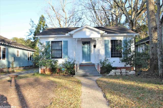 213 Glenwood St, Mobile, AL 36606 (MLS #308907) :: The Kim and Brian Team at RE/MAX Paradise