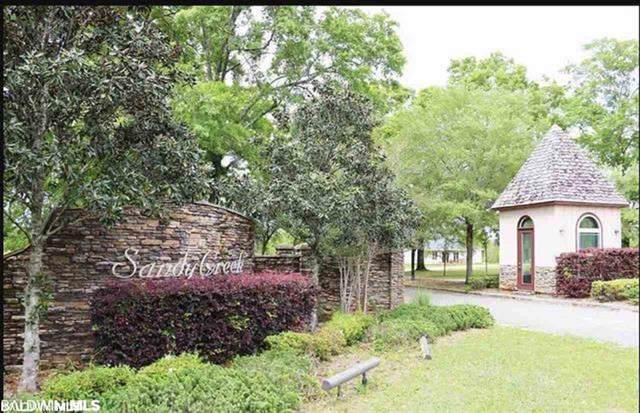 0 Balsam Creek Drive, Elberta, AL 36530 (MLS #308925) :: Bellator Real Estate and Development