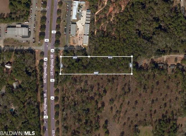 0 Highway 98, Daphne, AL 36526 (MLS #308942) :: Sold Sisters - Alabama Gulf Coast Properties