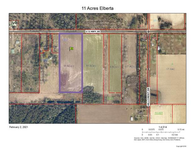 0 Us Highway 98, Elberta, AL 36530 (MLS #309055) :: Bellator Real Estate and Development