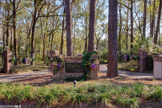 7303 J V Cummings Drive, Fairhope, AL 36532 (MLS #309096) :: Alabama Coastal Living