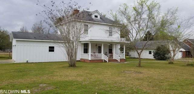 45503 Red Hill Rd, Bay Minette, AL 36507 (MLS #309112) :: Alabama Coastal Living