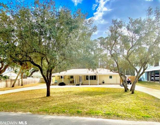 27480 Park Drive, Orange Beach, AL 36561 (MLS #309117) :: Crye-Leike Gulf Coast Real Estate & Vacation Rentals