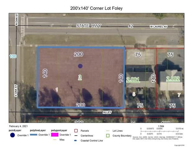 Us Highway 98, Foley, AL 36535 (MLS #309168) :: Elite Real Estate Solutions