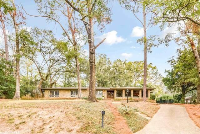 3902 Hampton Pl, Mobile, AL 36608 (MLS #309250) :: Bellator Real Estate and Development