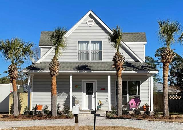 4810 Tiger Brown Ave, Orange Beach, AL 36561 (MLS #309305) :: Dodson Real Estate Group