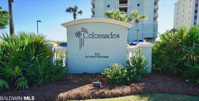 527 E Beach Blvd #402, Gulf Shores, AL 36542 (MLS #309335) :: Bellator Real Estate and Development