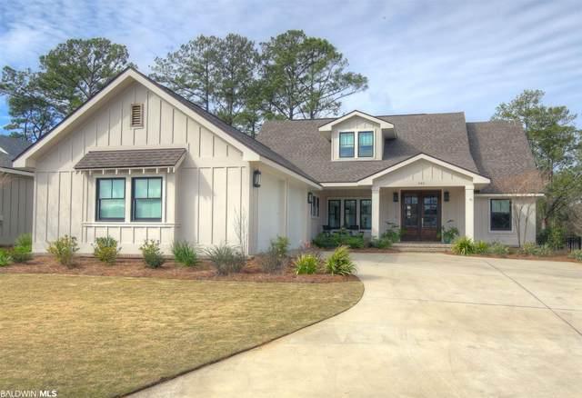 445 Colony Drive, Fairhope, AL 36532 (MLS #309371) :: Ashurst & Niemeyer Real Estate