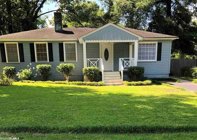 5219 N Border Drive, Mobile, AL 36608 (MLS #309373) :: Crye-Leike Gulf Coast Real Estate & Vacation Rentals