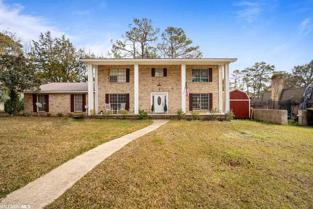 603 Spanish Main, Spanish Fort, AL 36527 (MLS #309420) :: Ashurst & Niemeyer Real Estate