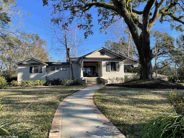 349 Liberty Street, Fairhope, AL 36532 (MLS #309438) :: Ashurst & Niemeyer Real Estate