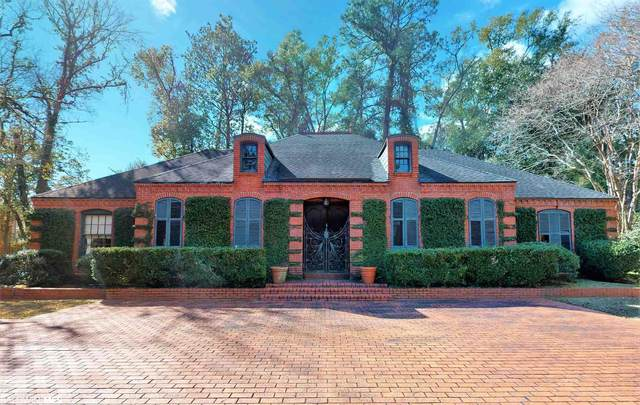 3903 Rutledge Pl, Mobile, AL 36608 (MLS #309475) :: Sold Sisters - Alabama Gulf Coast Properties