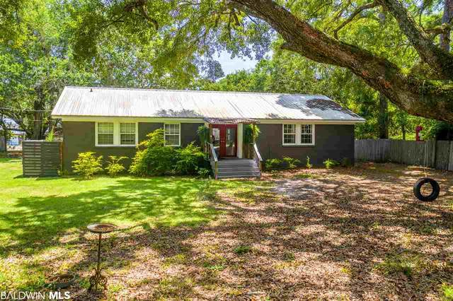 10228 Canal Circle, Fairhope, AL 36532 (MLS #309486) :: Sold Sisters - Alabama Gulf Coast Properties