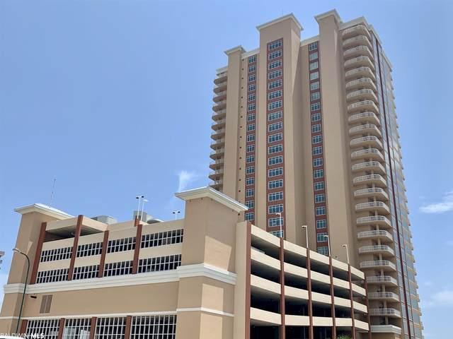 26688 Perdido Beach Blvd #2001, Orange Beach, AL 36561 (MLS #309556) :: Ashurst & Niemeyer Real Estate