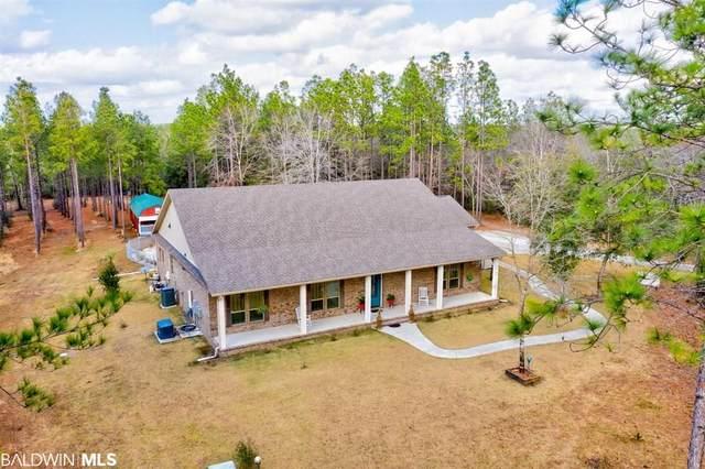 4210 Copeland Island Rd., Mobile, AL 36695 (MLS #309562) :: Elite Real Estate Solutions