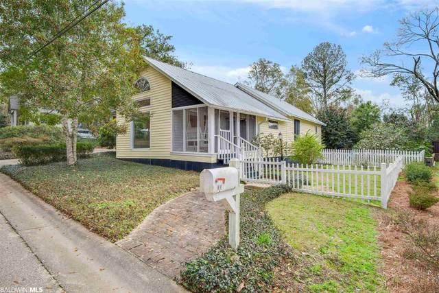 106 Pecan Avenue, Fairhope, AL 36532 (MLS #309563) :: Ashurst & Niemeyer Real Estate