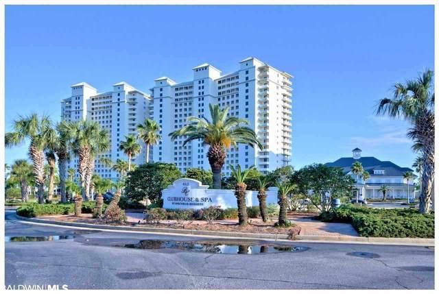 375 Beach Club Trail A-409, Gulf Shores, AL 36542 (MLS #309593) :: Ashurst & Niemeyer Real Estate