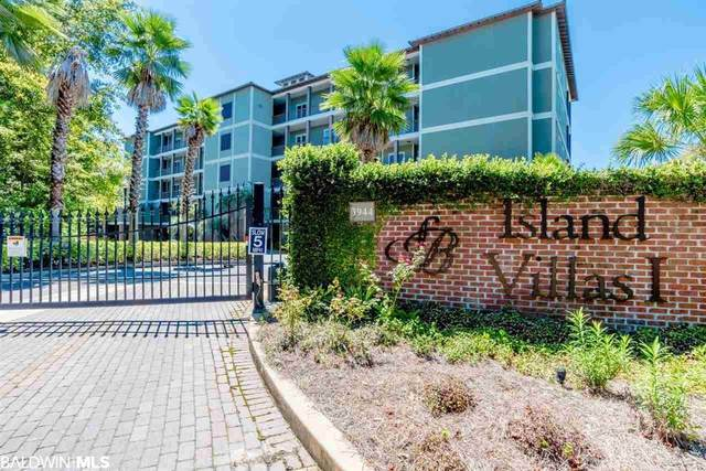 3944 Todd Lane #801, Gulf Shores, AL 36542 (MLS #309624) :: JWRE Powered by JPAR Coast & County