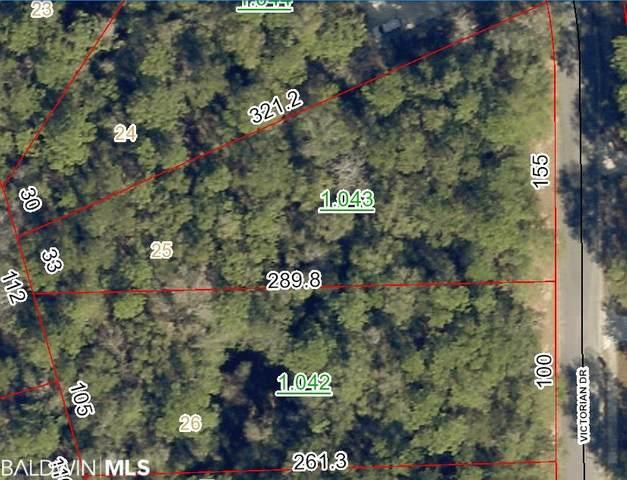 0 Victorian Drive, Fairhope, AL 36532 (MLS #309625) :: Sold Sisters - Alabama Gulf Coast Properties