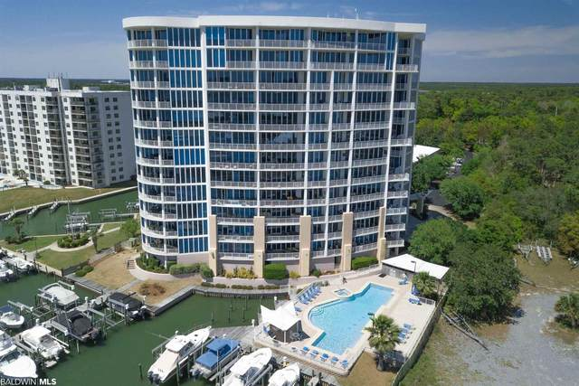 28250 Canal Road #402, Orange Beach, AL 36561 (MLS #309632) :: Dodson Real Estate Group