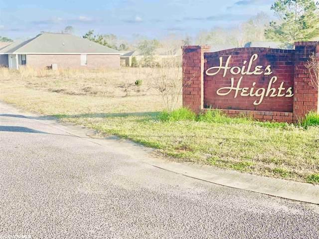 Lot 12 Alabama Avenue, Silverhill, AL 36576 (MLS #309636) :: Sold Sisters - Alabama Gulf Coast Properties