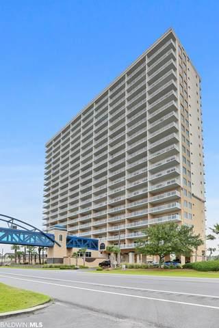 1010 W Beach Blvd #205, Gulf Shores, AL 36542 (MLS #309696) :: JWRE Powered by JPAR Coast & County