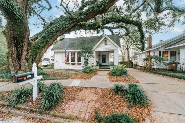 111 Glenwood St, Mobile, AL 36606 (MLS #309745) :: Alabama Coastal Living
