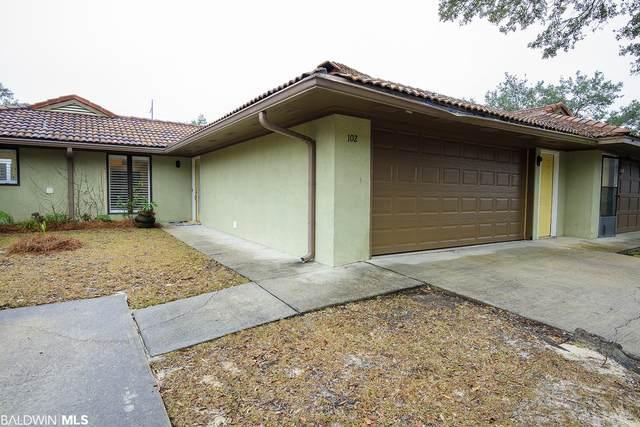 320 W Fort Morgan Hwy #102, Gulf Shores, AL 36542 (MLS #309752) :: Sold Sisters - Alabama Gulf Coast Properties