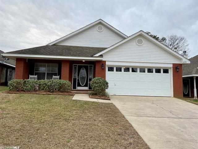 8251 N Magnolia Village Dr, Mobile, AL 36695 (MLS #309775) :: Ashurst & Niemeyer Real Estate