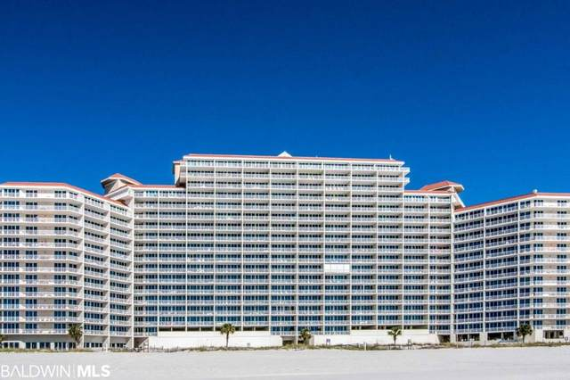 455 E Beach Blvd #1808, Gulf Shores, AL 36542 (MLS #309778) :: Gulf Coast Experts Real Estate Team