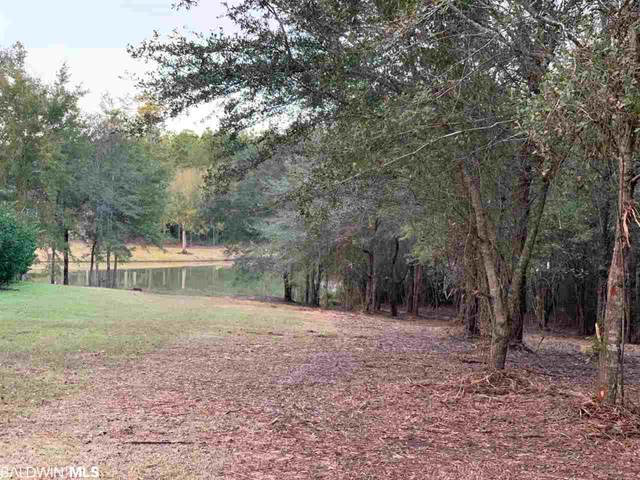 lot 65 Big Canoe Run, Fairhope, AL 36532 (MLS #309782) :: Ashurst & Niemeyer Real Estate